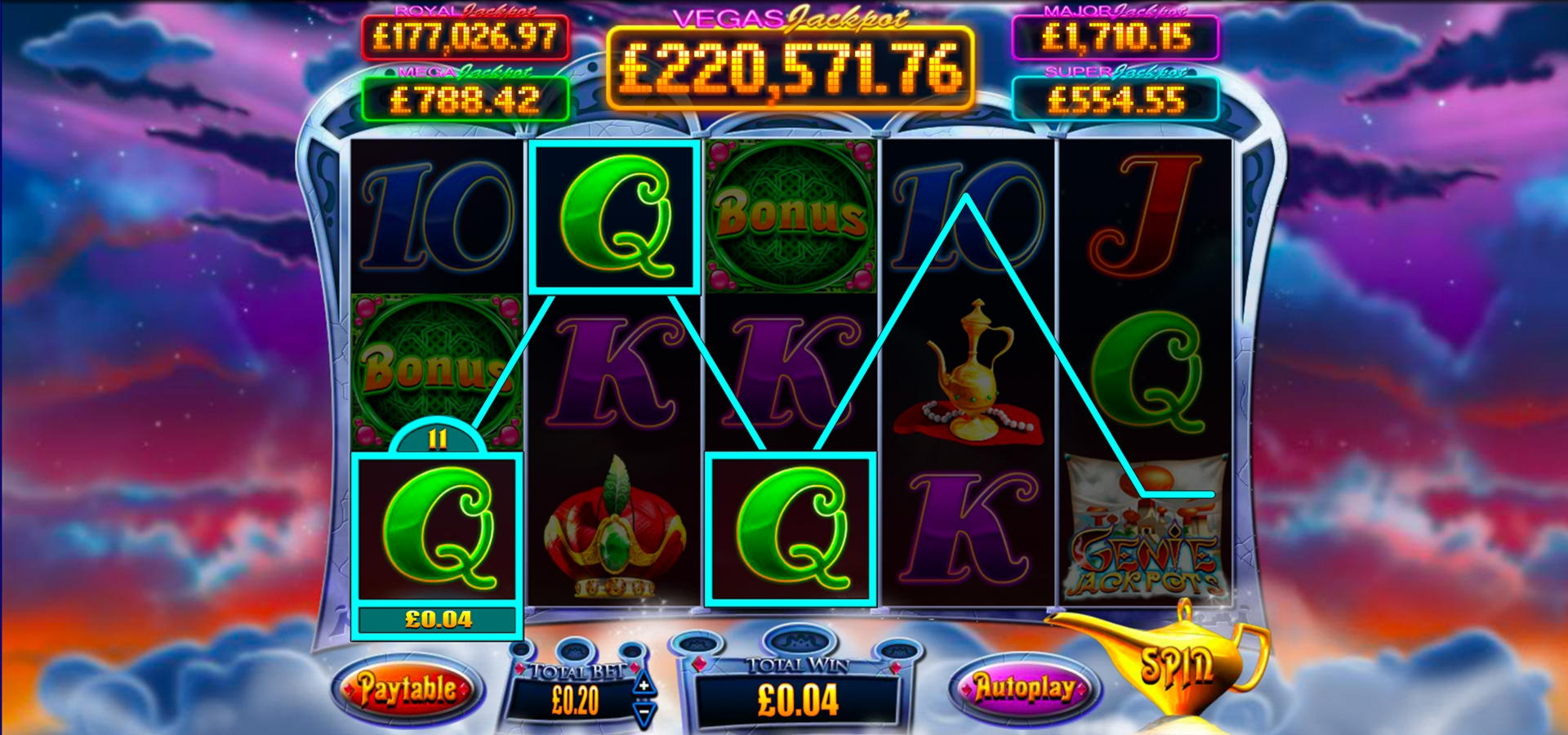 EUR 470 Free Casino Chip at Uptown Pokies Casino