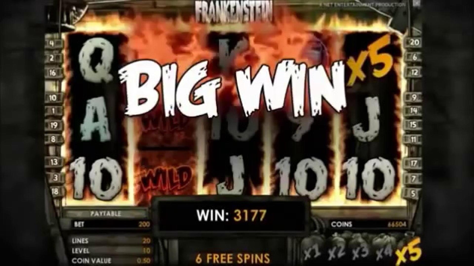 £470 casino chip at Slotscom Casino