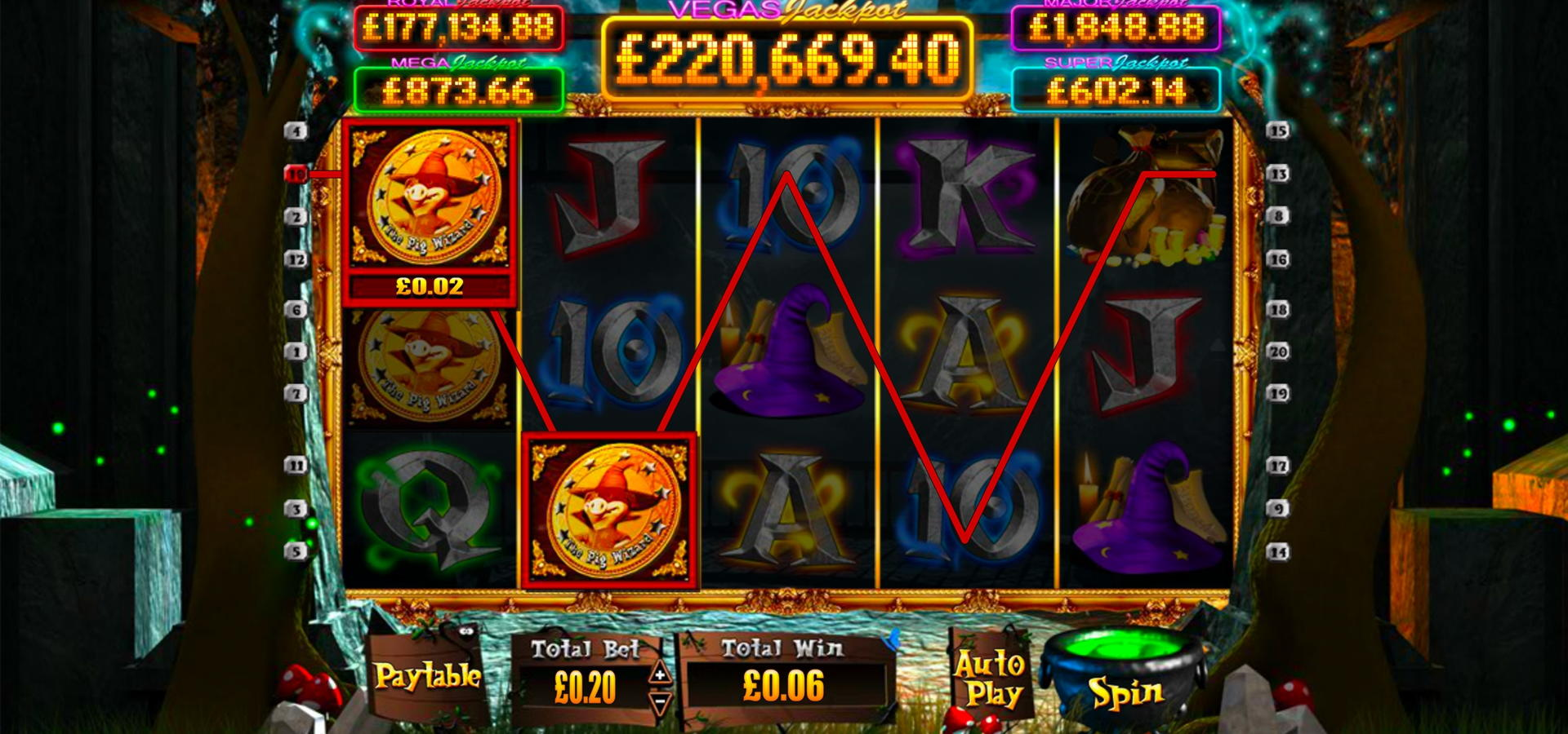 270 Free spins no deposit at Slotscom Casino
