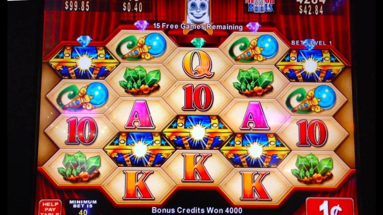 €555 Tournament at Treasure Island Jackpots Casino (Australia Casino Mirror)