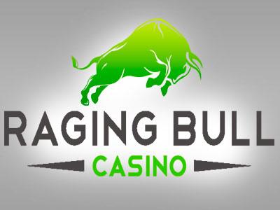 """Raging Bull Casino"" ekrano kopija"
