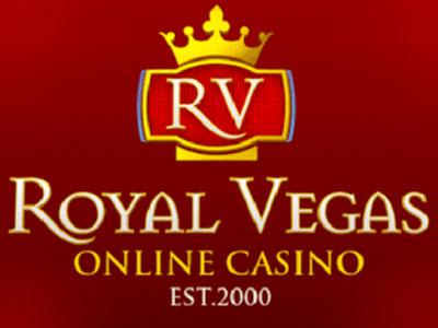 Snímek obrazovky Royal Vegas Casino