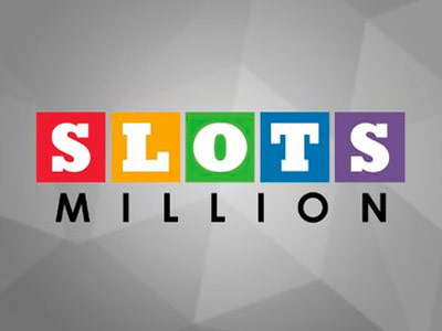 Slot Million Kasino layar