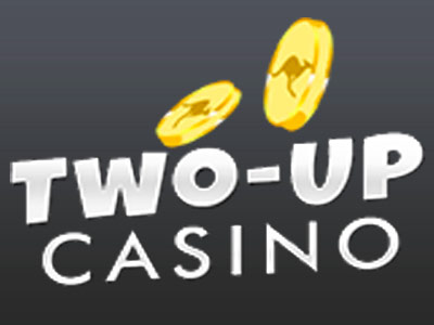 """Two-Up Casino"" ekrano kopija"