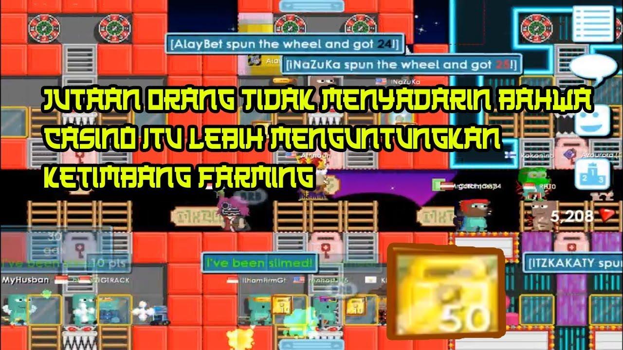 Trik Sejuta Player Growtopia Untuk Menang Di Online Casino Astrailia Csn